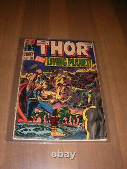 1963 Journey into Mystery 90 to 133 Thor Marvel Comics Silver Age 10 comic books