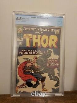 1965 Marvel Journey Into Mystery #118 1st Appearance The Destroyer Cbc 6.5