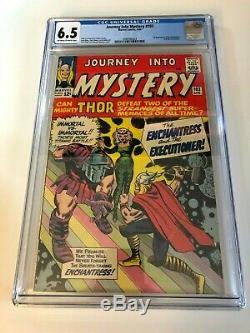 1st Enchantress & Executioner in Journey Into Mystery #103 comic CGC 6.5