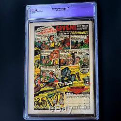 JOURNEY INTO MYSTERY #1 (Atlas 1952) CGC 3.5 OW-W Restored Scarce Pre-Code