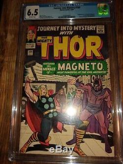 JOURNEY INTO MYSTERY #109 CGC GRADED 6.5 Brotherhood of Evil Mutants. 10/1964