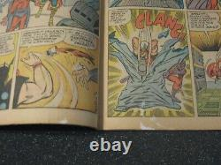 JOURNEY INTO MYSTERY #109 MAGNETO 1964 THOR X-MEN Jack Kirby MARVEL COMICS NICE