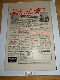 JOURNEY INTO MYSTERY #112 THOR vs HULK 1965 MARVEL COMICS