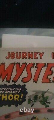 JOURNEY INTO MYSTERY 83 GOLDEN RECORDS REPRINT GRR 1966 1st app. Thor