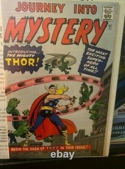 JOURNEY INTO MYSTERY #83 IGC 9.8 1st Thor Marvel Stan Lee SEALED RaRE