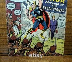 JOURNEY INTO MYSTERY #84 (Marvel 1962) Lee Kirby Ditko 2nd Thor 1st Jane Foster