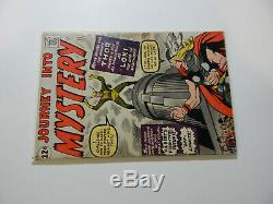 JOURNEY INTO MYSTERY #85 5.0 1ST APP. LOKI White pages! MOVIE! KIRBY NOT CGC