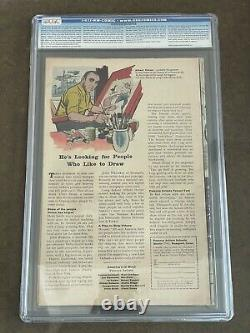 JOURNEY INTO MYSTERY #85 CGC 4.5 OWithW 1st LOKI 3rd Thor 1962