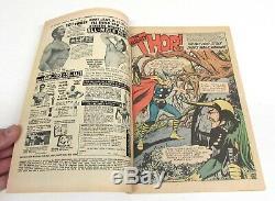 JOURNEY INTO MYSTERY #92 VG/F, THOR, LOKI, Stan Lee, Sinnott, Marvel Comics 1963