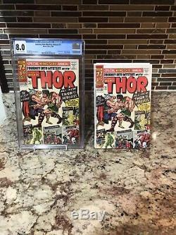 JOURNEY INTO MYSTERY ANNUAL #1 CGC 8.0 1st Hercules THOR Lot Silver age 1965 Lot