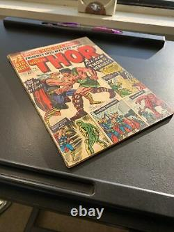 JOURNEY INTO MYSTERY With THOR ANNUAL #1 1ST APP HERCULES & ZEUS! 1965 VINTAGE HOT