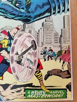 Journey Into Mystery #101 VF Unrestored 1964 Marvel Thor. Silver Age