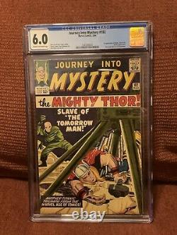 Journey Into Mystery #102 (1964) Cgc 6.0 1st Hela / 1st Sif Silver Age Key