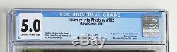 Journey Into Mystery #102 CGC 5.0 OWithWP 1st App Balder, Sif, Hela 1964 Marvel