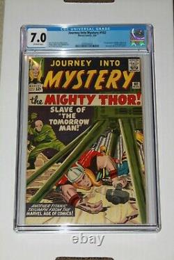 Journey Into Mystery #102 CGC 7.0 1st First Appearance Balder Hela Sif 1964