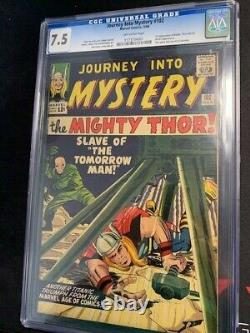 Journey Into Mystery 102 CGC 7.5 1st Appearance Hela, Balder the Brave & Sif