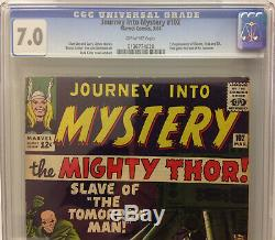 Journey Into Mystery #102 March 1964 First appearance of Sif / Hela CGC 7.0