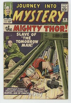 Journey Into Mystery 102 Marvel 1964 VG FN Mighty Thor 1st Hela Sif Stan Lee