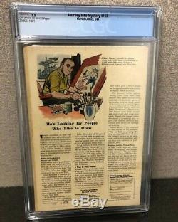 Journey Into Mystery #103 CGC 3.5 OwithWhite Pages 1st Enchantress/executioner 83