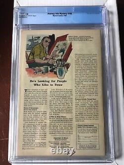 Journey Into Mystery #103 CGC 7.0 OWithW 1st Enchantress
