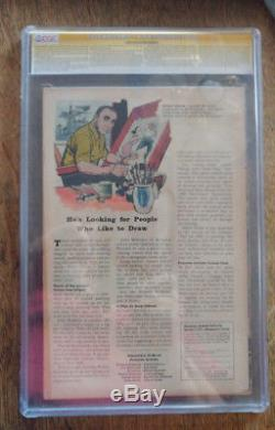 Journey Into Mystery #103 Cgc Ss Stan Lee! 1st App Enchantress / Executioner