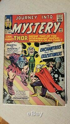 Journey Into Mystery #103 VG/FN