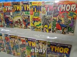 Journey Into Mystery 106-125 (miss. 4bks) + Annual 1 SET Thor! 1964-1966 s 11996