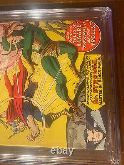 Journey Into Mystery #108 9/64 Cgc 8.5 Oww Early Loki Battle High Grade Gem