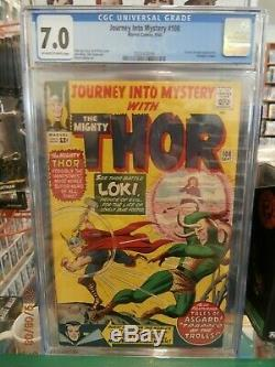Journey Into Mystery #108 CGC 7.0 Off-White To White Pages #2023420009