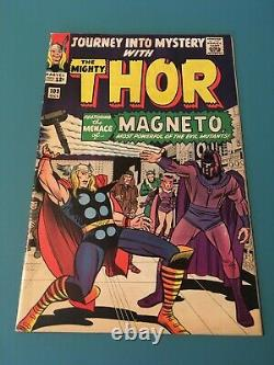 Journey Into Mystery #109 Fn/vf 7.0 Magneto