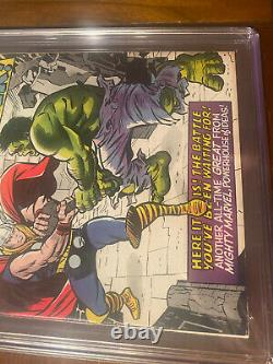 Journey Into Mystery #112 1/65 Cgc 8.5 Ow Early Hulk Xover High Grade Gem