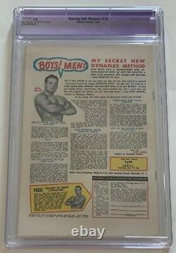 Journey Into Mystery #114 Cgc 7.0 Restored 1965 1st Appearance Of Absorbing Man