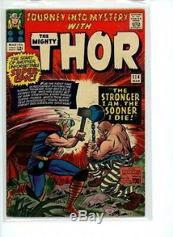 Journey Into Mystery #114 The Mighty Thor FN/VF 1st App Absorbing Man