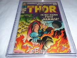 Journey Into Mystery #120 CGC SS Signature Autograph STAN LEE Avengers Absorbing