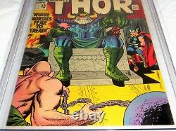 Journey Into Mystery #122 CGC Universal Grade Comic Boston Pedigree 9.4 Thor