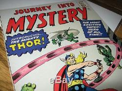 Journey Into Mystery (1962) #83 STAN LEE JACK KIRBY Marvel Comics Golden Record