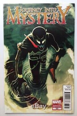 Journey Into Mystery #633 Stephanie Hans 150 Venom Variant Loki RARE
