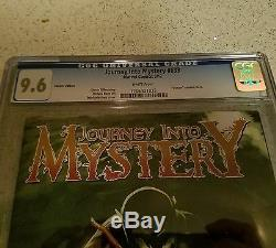 Journey Into Mystery #633 Venom Variant CGC 9.6 Extremely Rare Don't miss
