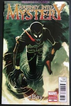 Journey Into Mystery #633 Venom Variant Cover 150 Venomized Thor Marvel Comic 1