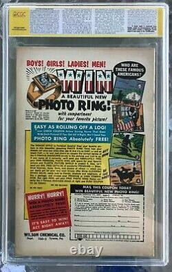 Journey Into Mystery #70 (1961) CGC 4.0 - Stan Lee file copy SS Signed 2nd high