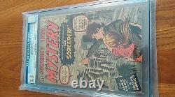 Journey Into Mystery #78 Doctor Strange Prototype CGC Grade 2.5 1962