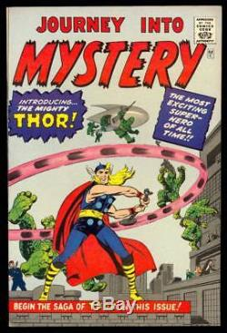 Journey Into Mystery #83 1st Thor Golden Record Reprint 1966