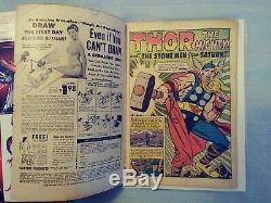 Journey Into Mystery 83 85 1st App. Appearance Thor Loki 43 comic lot set