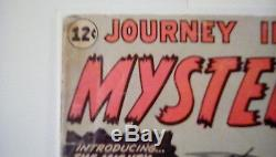 Journey Into Mystery #83 G+ VG- RAW not CGC 2.5 1962 1st Thor Avengers