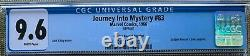 Journey Into Mystery #83 GRR (1966) CGC 9.6 Golden Record Reprint of 1st Thor