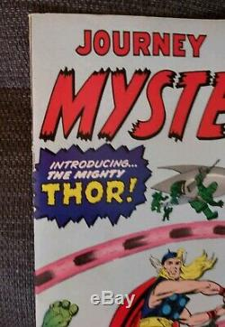 Journey Into Mystery # 83 Golden Record Reprint Comic Record 1st Thor 1966 Nice