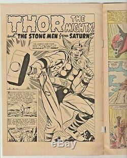 Journey Into Mystery #83 Golden Records Reprint 1st appearance of Thor VG+
