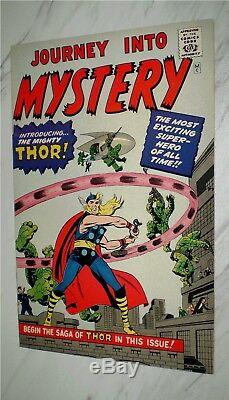 Journey Into Mystery #83 NM+ 9.6 Unrestored 1966 Golden Record reprint 1st Thor