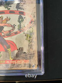 Journey Into Mystery #83 Origin and 1st Appearance of Thor CGC 0.5