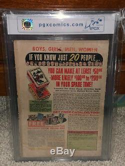 Journey Into Mystery #83 PGX 2.0 1962 1st Thor! Avengers Free CGC sized mylar cm